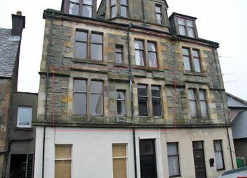 Thumbnail 2 bedroom flat for sale in Kintyre Street, Tarbert