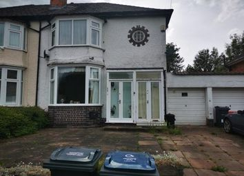 Thumbnail 2 bed flat to rent in A Primrose Lane, Hall Green, Birmingham, West Midlands