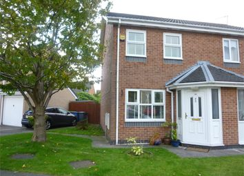 Thumbnail 2 bed semi-detached house to rent in Lindisfarne Drive, Liverpool, Merseyside