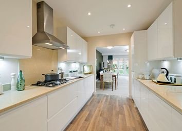 Thumbnail 3 bed town house for sale in Oaklands, Parsonage Road, Horsham, West Sussex