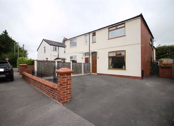 Thumbnail 3 bed semi-detached house for sale in Nook Glade, Grimsargh, Preston