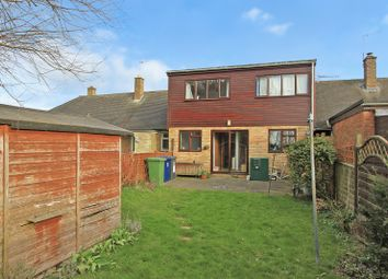 Thumbnail 2 bed terraced house for sale in High Street, Lolworth, Cambridge