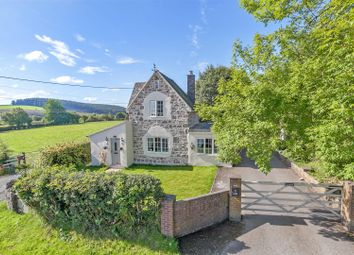 Thumbnail 4 bed detached house for sale in Gravels Bank, Minsterley, Shrewsbury