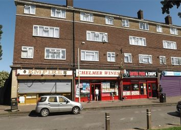 Thumbnail 1 bed flat for sale in Chelmer Crescent, Barking, Essex