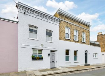 Thumbnail 2 bed terraced house for sale in Cross Street, London