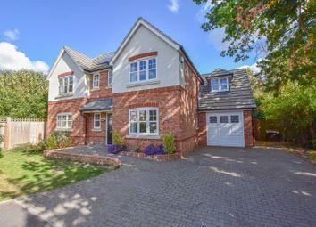 Thumbnail 5 bed detached house for sale in Oakington Close, Sunbury-On-Thames
