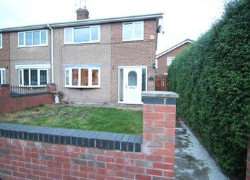 Thumbnail 3 bed property for sale in Rydal Drive, Worksop