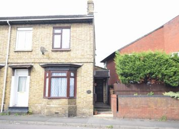 Thumbnail 2 bedroom end terrace house for sale in Watling Street, Bletchley, Milton Keynes