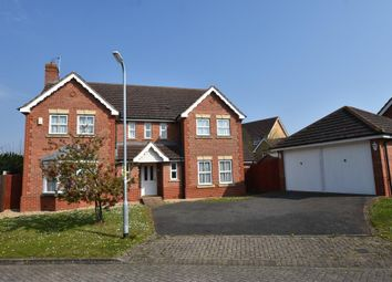 Thumbnail 4 bed detached house for sale in Amethyst Close, Sleaford, Lincolnshire