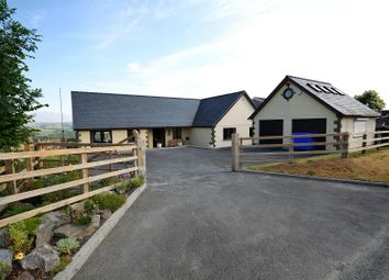 Thumbnail 3 bed detached bungalow for sale in Llanboidy, Whitland