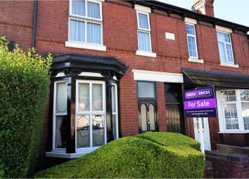 Thumbnail 2 bedroom terraced house for sale in Victoria Road, Wolverhampton