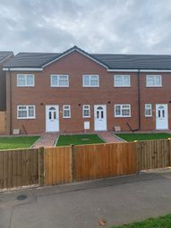 Thumbnail 3 bed terraced house to rent in Lanchester Way, Castle Bromwich