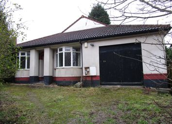 Thumbnail 3 bed detached bungalow for sale in Wakeley Hill, Penn, Wolverhampton