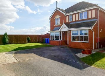 Thumbnail 4 bed detached house for sale in Taillar Road, Hedon, East Riding Of Yorkshire