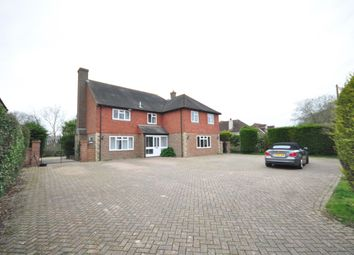 Thumbnail 5 bed detached house to rent in Chiddingly Road, Horam, Heathfield