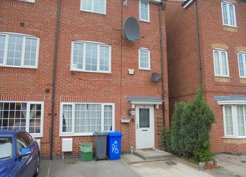Thumbnail 5 bed town house to rent in Godwin Way, Trent Vale, Stoke On Trent