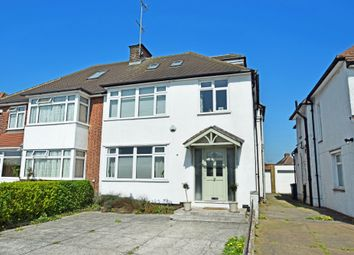 Thumbnail 4 bed semi-detached house for sale in Summers Lane, North Finchley