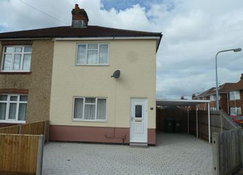 Thumbnail 2 bed semi-detached house to rent in Commercial Street, Southampton