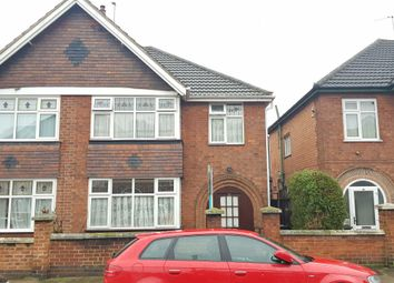 Thumbnail 3 bedroom semi-detached house for sale in Dixon Drive, Stoneygate, Leicester