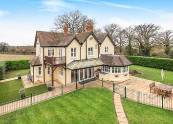 Thumbnail 5 bed detached house for sale in Carters Hill, Arborfield