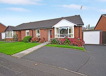 Thumbnail 2 bed semi-detached bungalow for sale in Carvers Close, Wellington, Telford