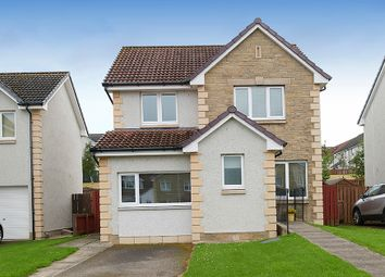 Thumbnail 4 bed detached house for sale in Greenwood Drive, Inverness