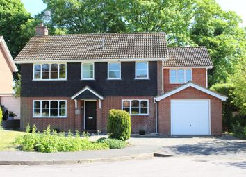 Thumbnail 5 bedroom detached house for sale in Down Gate, Alresford