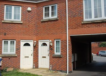 Thumbnail 3 bedroom town house to rent in Grants Yard, Burton-On-Trent