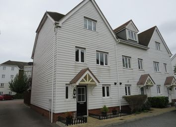 Thumbnail 5 bed town house to rent in Ingram Close, Larkfield, Aylesford