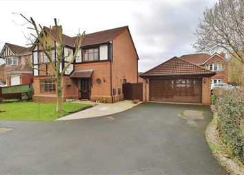 Thumbnail 4 bed property for sale in Claytongate Drive, Preston
