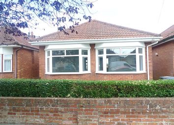 Thumbnail 2 bed bungalow to rent in Evershot Road, Bournemouth