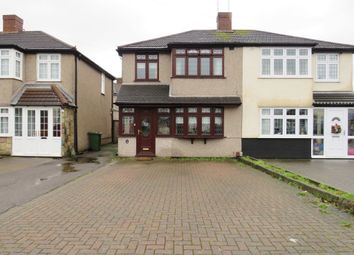Thumbnail 3 bed semi-detached house for sale in South End Road, Rainham