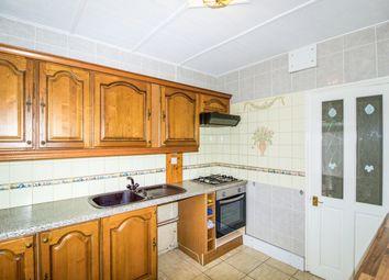 Thumbnail 2 bedroom semi-detached bungalow for sale in Merlin Crescent, Cefn Glas, Bridgend