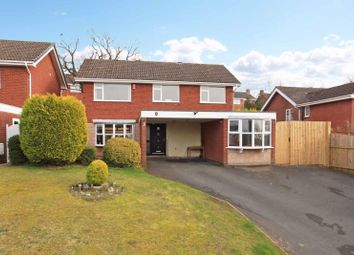 Thumbnail 4 bed detached house for sale in Stokesay Way, Sutton Hill, Telford