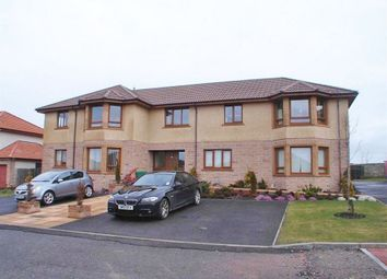 Thumbnail 3 bed flat for sale in Clavie Court, Station Road, Burghead, Elgin