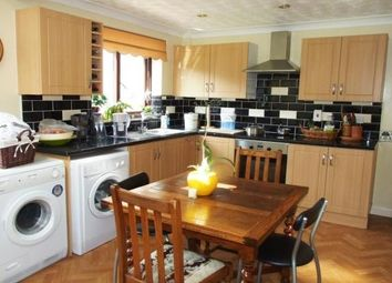 Thumbnail 3 bedroom detached house to rent in Hawthorn Walk, Beck Row, Bury St. Edmunds