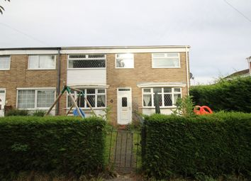Thumbnail 3 bed semi-detached house to rent in Fairfields, Ryton