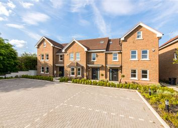 Thumbnail 4 bedroom end terrace house for sale in The Harrow, Luton Road, Harpenden, Hertfordshire