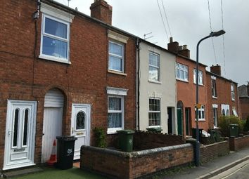 Thumbnail 2 bed terraced house to rent in Portland Street, Diglis, Worcester