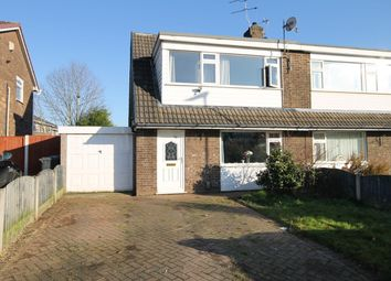 Thumbnail Semi-detached house for sale in Birdwell Drive, Great Sankey, Warrington