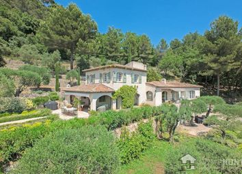Thumbnail 6 bed property for sale in Cabris, Alpes-Maritimes, France