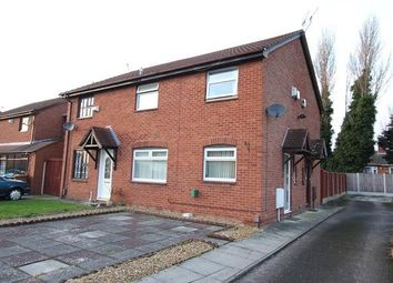 Thumbnail 1 bed end terrace house to rent in Melford Drive, Prenton, Wirral