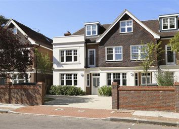 Thumbnail 4 bed end terrace house for sale in Dover Park Drive, Putney