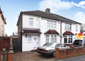 Thumbnail 3 bedroom semi-detached house for sale in Red Lion Road, Surbiton
