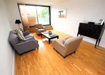 Thumbnail 2 bed flat for sale in 360 Building, Rice Street, Manchester