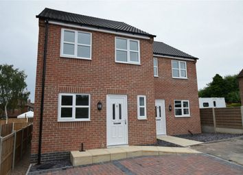 Thumbnail 2 bed semi-detached house for sale in Birch Close, Alfreton, Derbyshire
