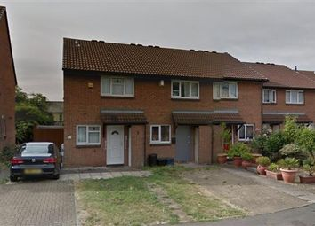 Thumbnail 2 bed terraced house to rent in Pedley Road, Chadwell Heath, Romford