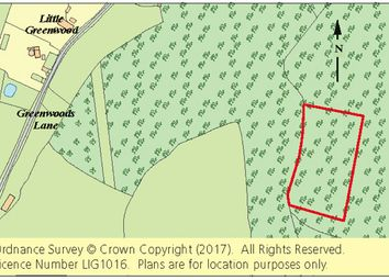 Thumbnail Land for sale in Land Greenwood, Middle Lane, Punnetts Town, Heathfield, East Sussex