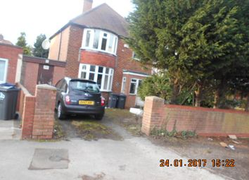 Thumbnail 3 bed detached house for sale in Foxhollies Road, Acocks Green