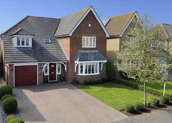 4 bed detached house for sale in Puffin Road, Beltinge, Herne Bay, Kent CT6